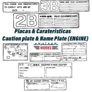 Placas & Características