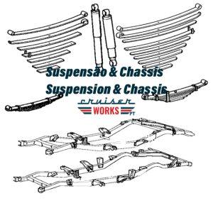 Suspensão & Chassis