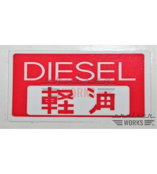 Etiqueta do combustível