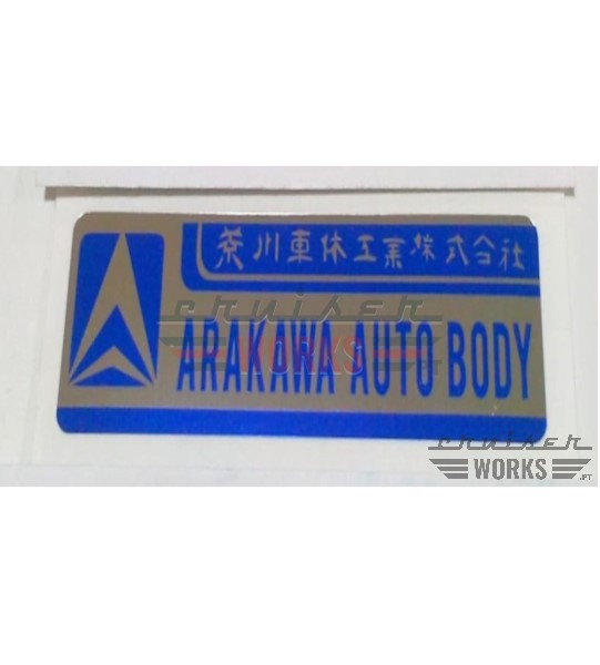 ARAKAWA AUTO BODY