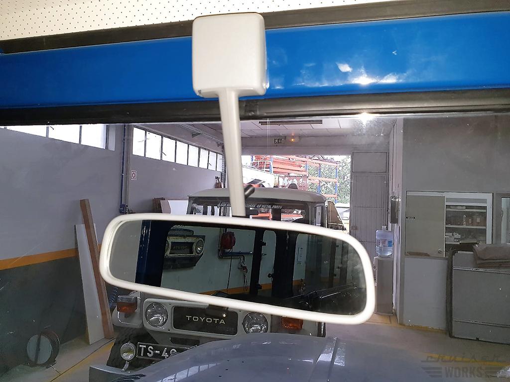 Espelho Retrovisor Central